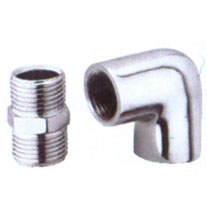 CP Hex & Elbow Nipple 15mm