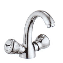 C.P. One Hole Basin Mixer